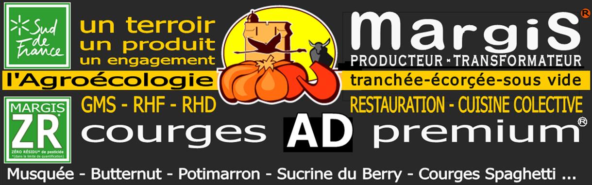 MargiS-AD PRODUCTEUR & FOURNISSEUR DE COURGES ZR